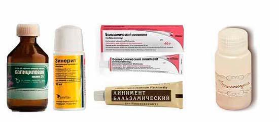 Эффективные и недорогие аптечные средства от прыщей