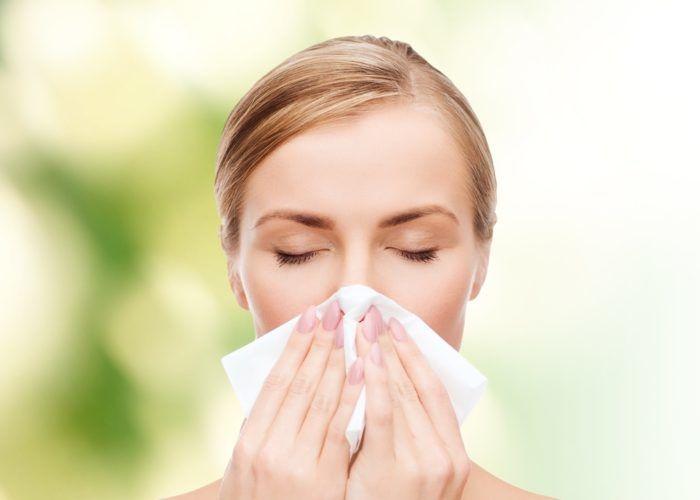 Склонность к аллергическим реакциям