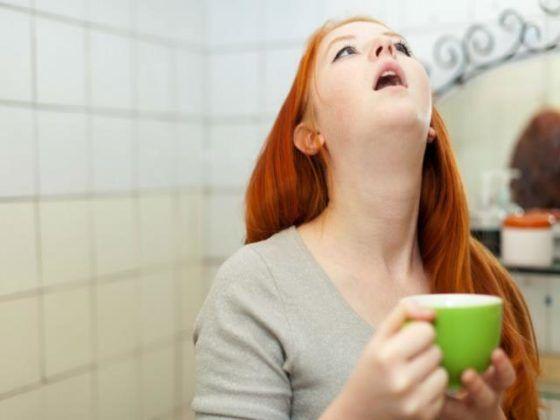 Полоскание рта содой