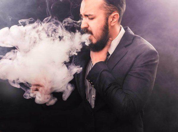 Бронхитом болеют чаще всего заядлые курильщики