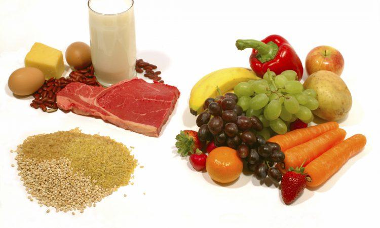 Раздельное питание для похудения: таблица совместимости продуктов