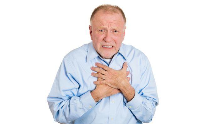 Приступы недостаточности дыхания является осложнение вакцинации
