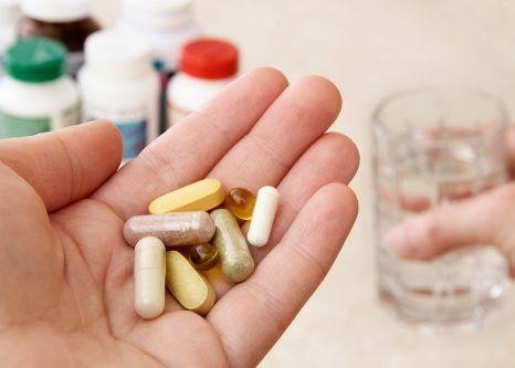 Длительный приём антибактериальных препаратов