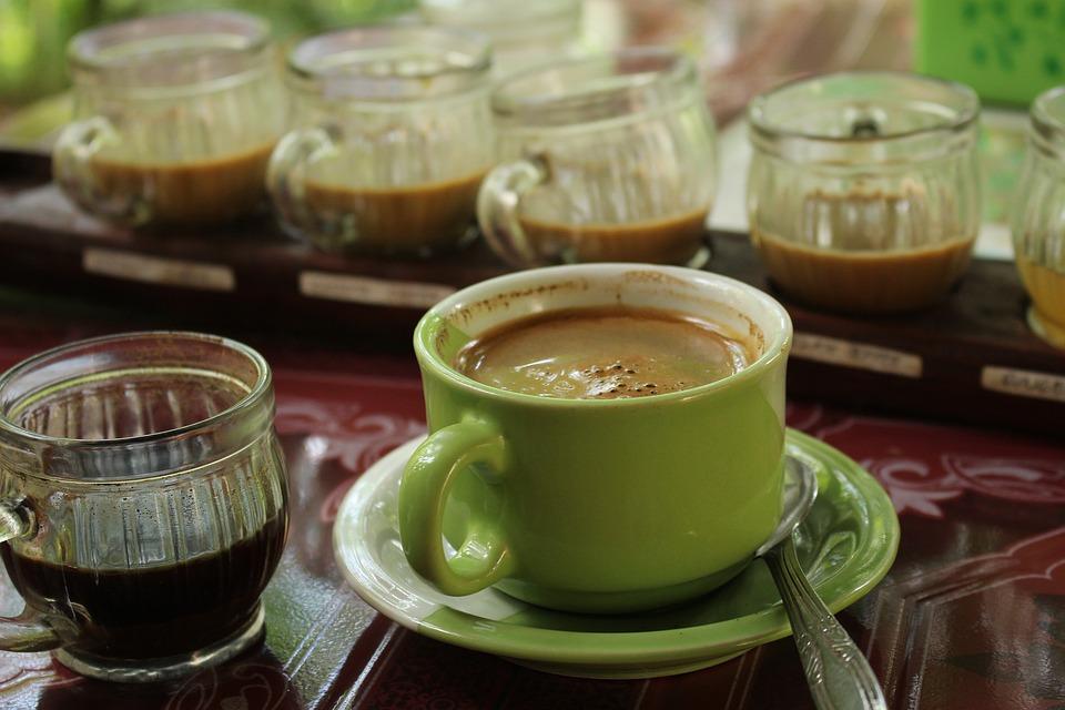 Зеленый кофе для похудения: мифы и реальность