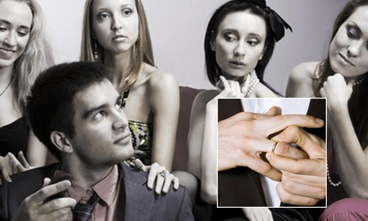Как понять, что мужчина женат