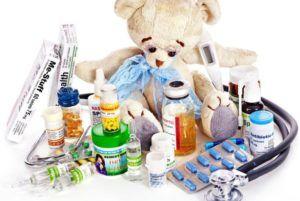 При выборе медикаментозных средств для ребенка стоит учитывать состав препарата