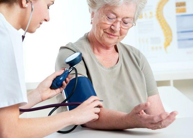 Пациенты с артериальной гипотензией