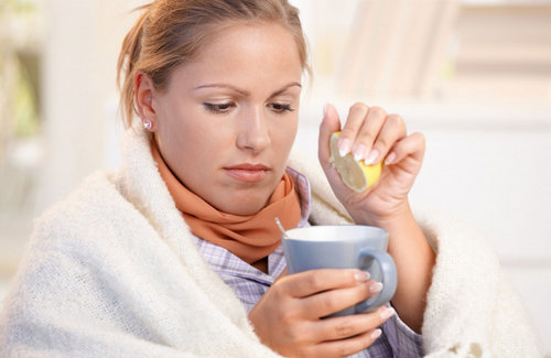 Народные рецепты лечения простуды