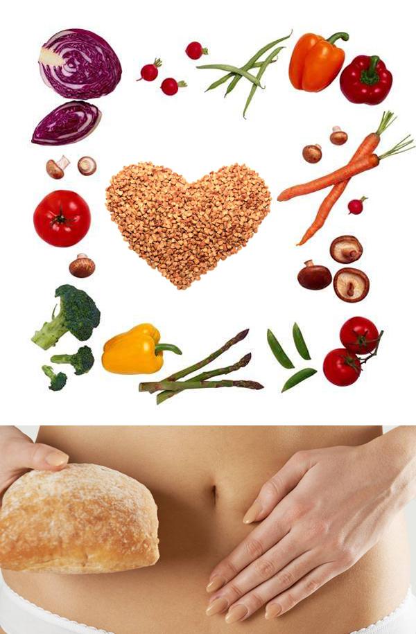 Аллергия на глютен: симптомы и лечение, безглютеновая диета