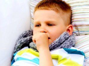 Глухой сухой кашель проходит без температуры