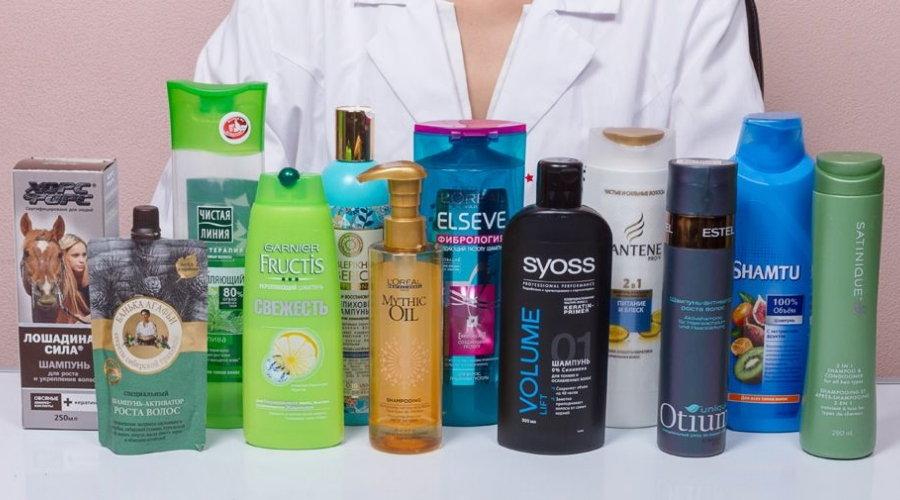Как правильно выбрать шампунь для волос? Советы