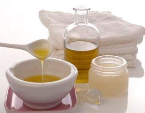 Компресс на масляной основе для лечения кашля