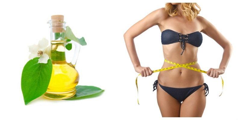 масло и похудение