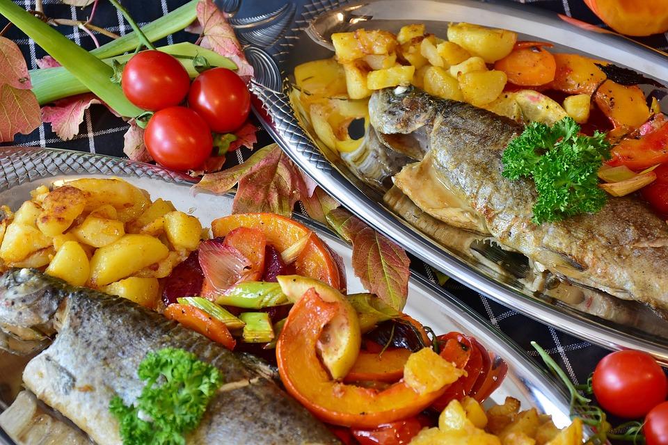 гарнир из тыквы к рыбе