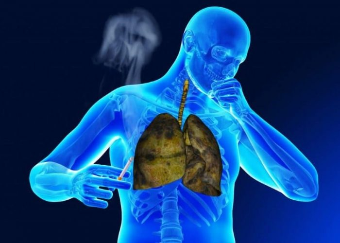 Продолжительное курение