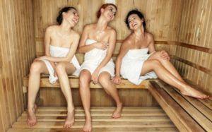 Воздействие банных процедур улучшает настроение