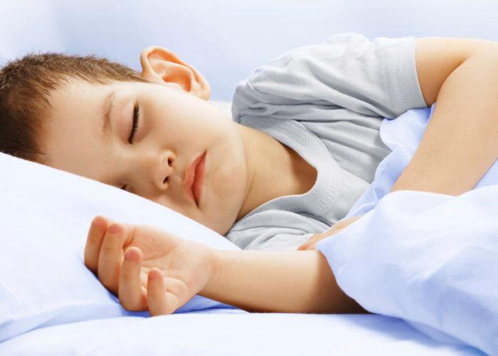 Здоровый дневной и ночной сон