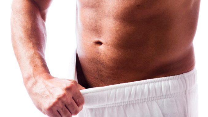 генитальный герпес у мужчин