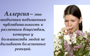 Ромашка запрещен при аллергии
