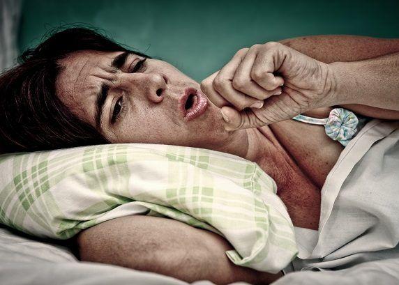 Больной чувствует страх смерти
