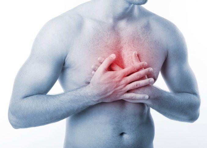 Появление дискомфорта в груди
