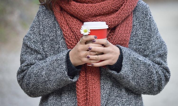 как выбрать и носить шарф