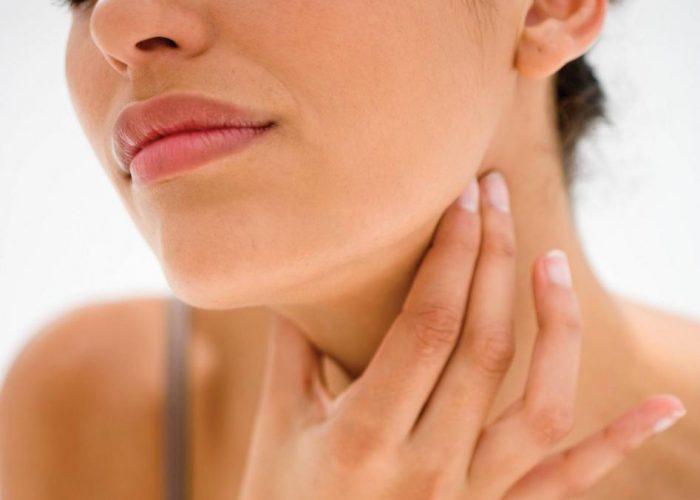 Неприятные ощущения на слизистой верхних дыхательных путей