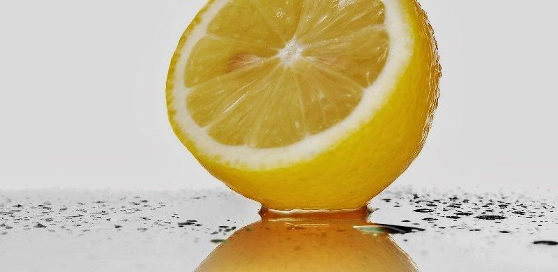 Лимон для осветления