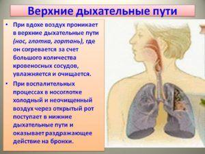 Зуд в легких