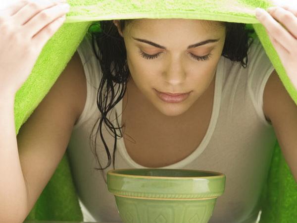 Домашний СПА-салон: паровые ванночки для лица