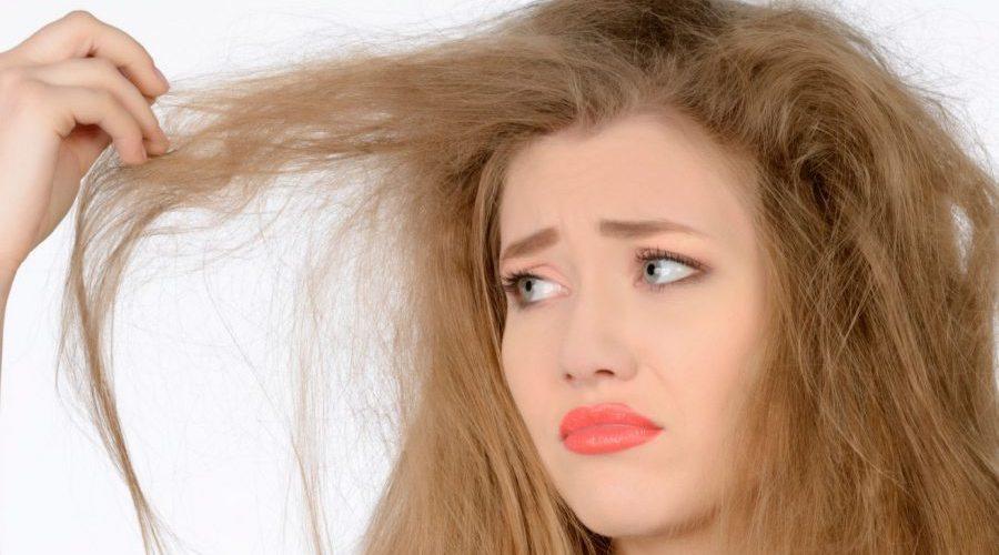 Сухие волосы: как лечить в домашних условиях?