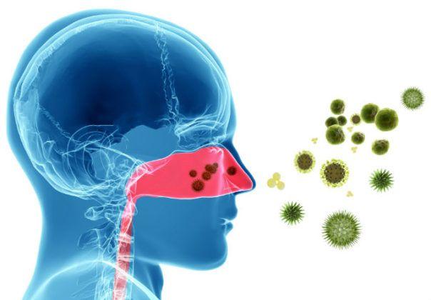 Бактериальной инфекции