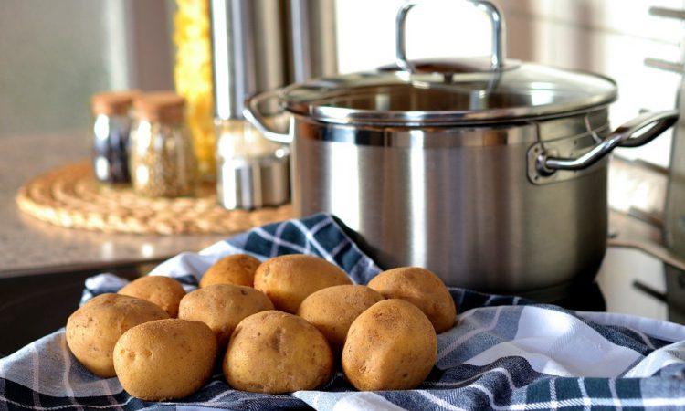 необычные блюда из картошки