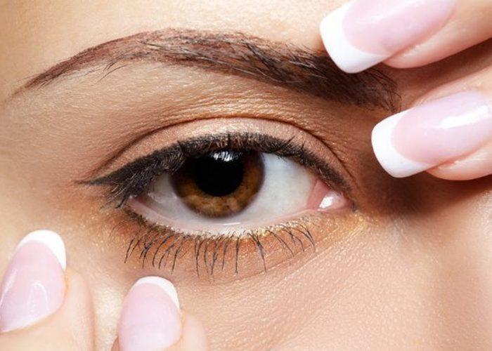 Глаукоме, так как капли усугубляют жидкостную эвакуацию из внутренней глазной камеры
