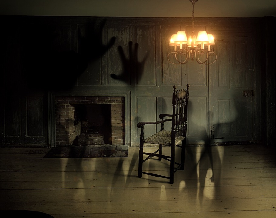 злые духи дома