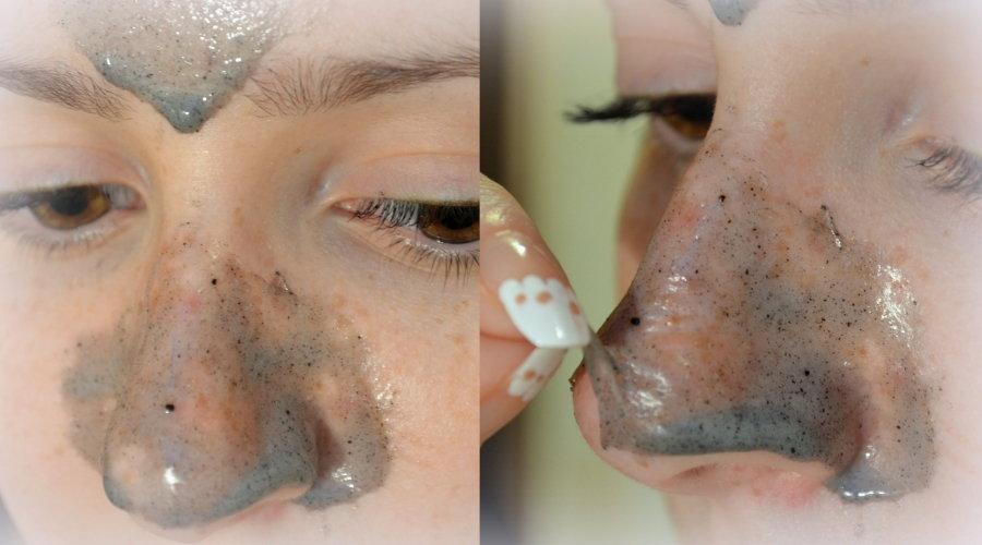Эффект золушки или идеальная маска для чистки лица