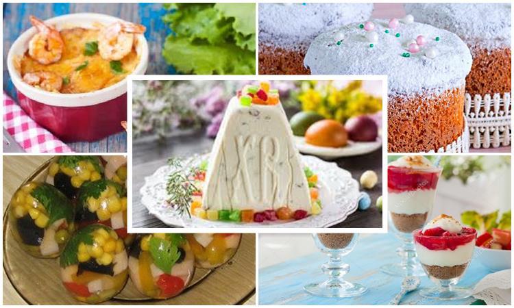 Что приготовить на пасхальный стол: 9 диетических рецептов