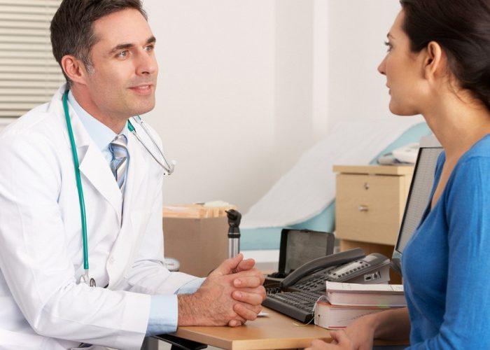 Нужно обратиться к лечащему врачу