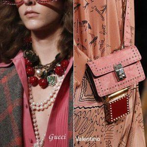 мода сумочки и украшения
