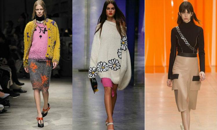 Осень-зима 2017-2018 гг.: модные тенденции в одежде и обуви