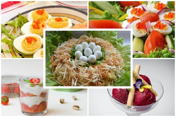 диетические пасхальные блюда