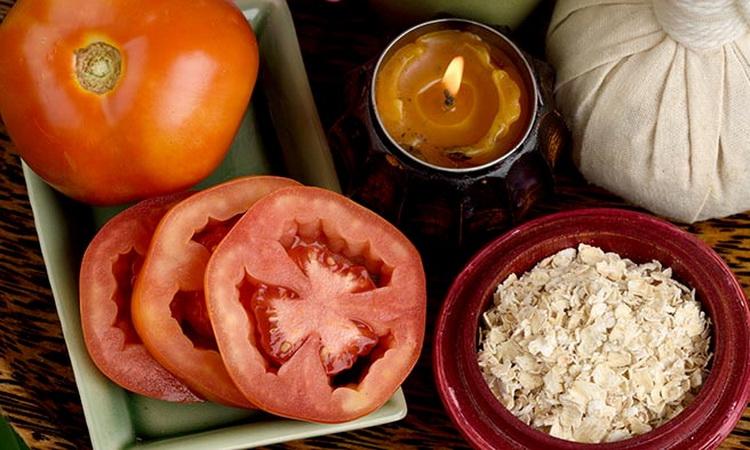 маски из овощей в домашних условиях