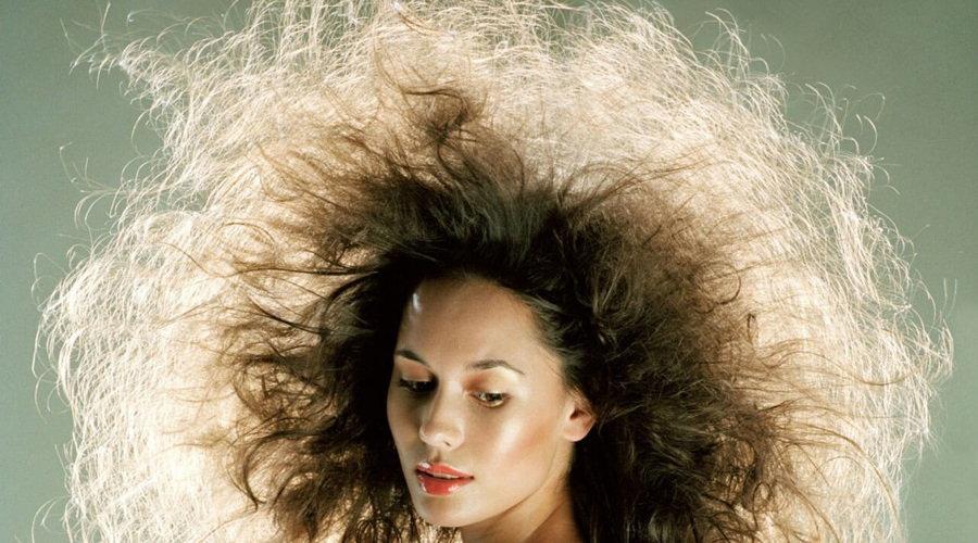 как приготовить антистатик для волос в домашних условиях