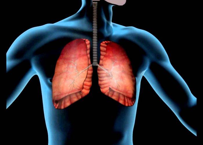 При инфекционных заболеваниях верхних дыхательных путей