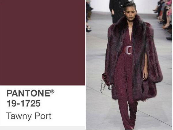 Модные цвета сезона «осень-зима 2017-2018»: с чем носить, кому идут