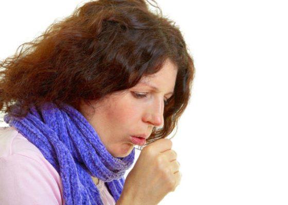 Возможно усиление сухого кашля