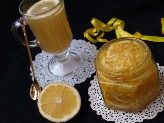 Сок хрена с медом