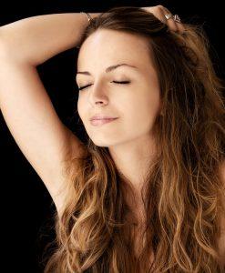 Эффективный уход за волосами перед сном для их ночного восстановления