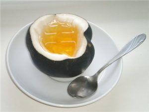 Редька с мёдом для лечения кашля