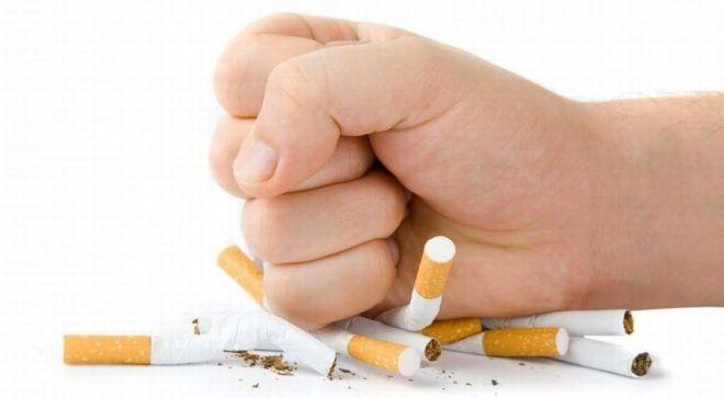 Отказ от курения при лечении